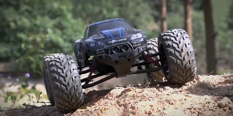 Review of Hosim 1/12 Scale Electric RC Car Offroad Remote Controlled