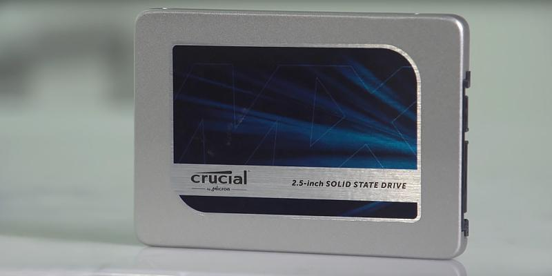 Review of Crucial MX300 Solid State Drive