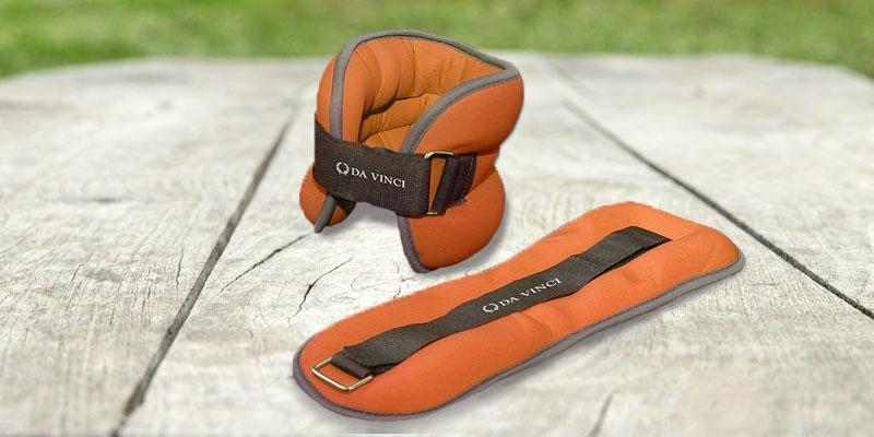 Review of Da Vinci AW1402-10 Ankle or Wrist Weights
