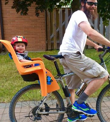 Review of Thule RideAlong Child Bike Seat
