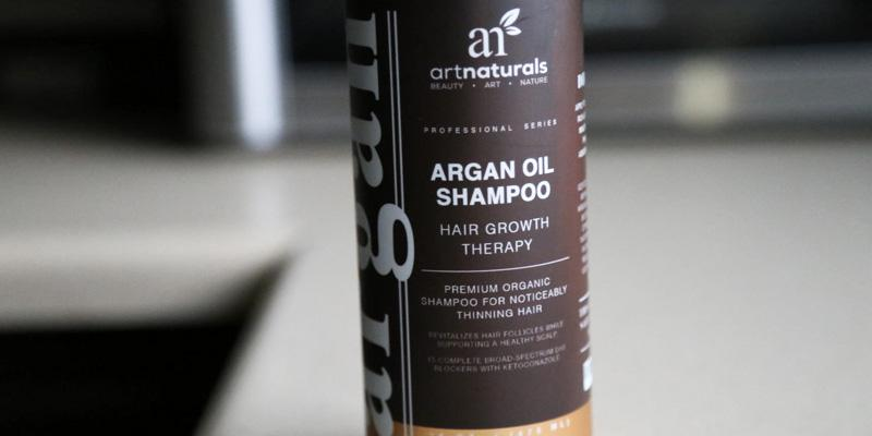 Review of Art Naturals Argan Infused with Biotin Sulfate Free 16 Oz