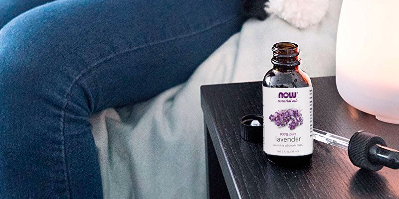 Review of Now Foods 100% Pure Lavender Oil