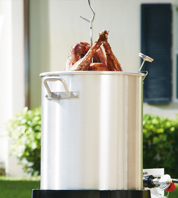 Review of King Kooker 1265BF3 Portable Propane Outdoor Deep Frying
