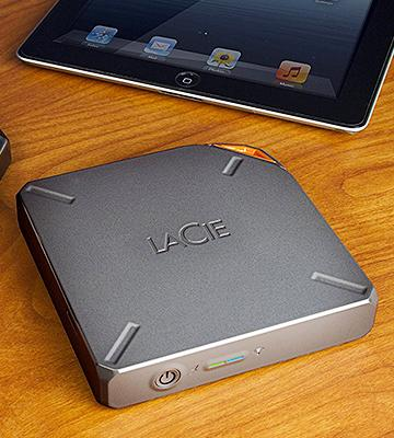 Review of LaCie FUEL (LAC9000436U) Wireless Storage