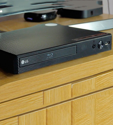Review of LG BP175 Blu-ray Player