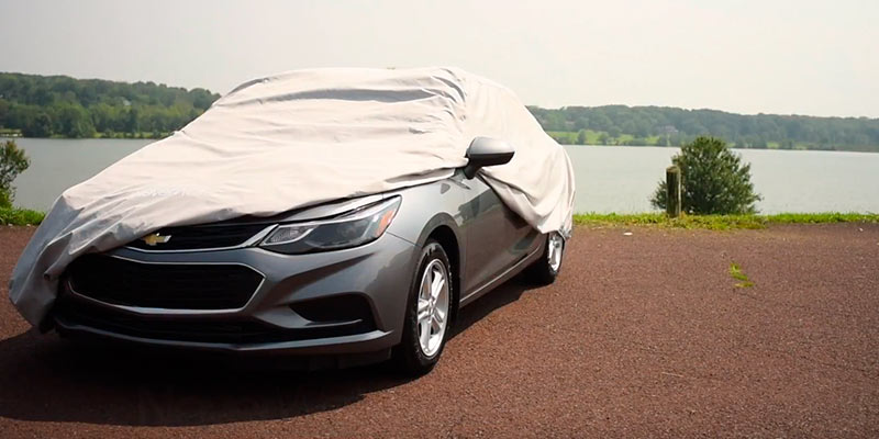 Detailed review of Budge Lite Car Cover Fits Sedans