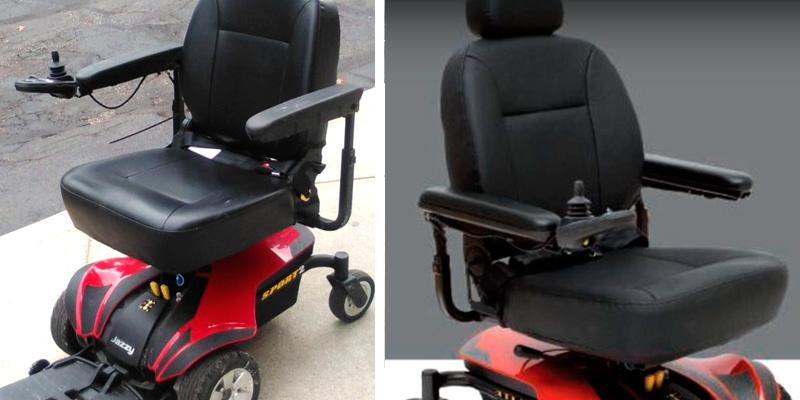 Review of Pride Mobility Jazzy Sport 2 Electric Wheelchair