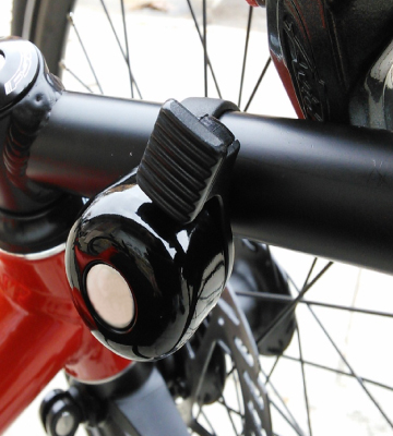 Review of Mirrycle Incredibell Original Bicycle Bell