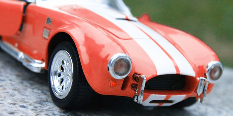 Detailed review of Revell Cobra Shelby 85-4011