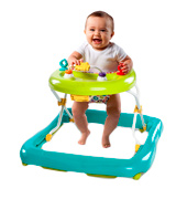 Bright Starts 60316-1-W11 Roaming Safari Walk-A-Bout Walker