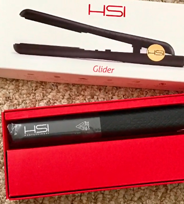 Review of HSI PROFESSIONAL Glider Ceramic Tourmaline Ionic Flat Iron