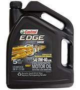 Castrol EDGE 0W-40 (03101) Synthetic