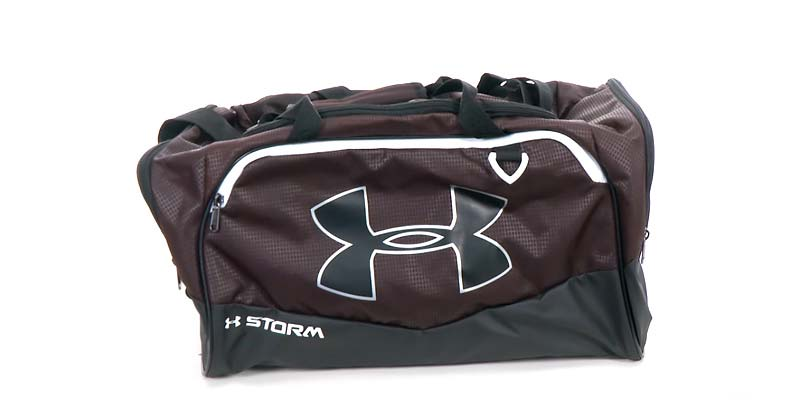 Under Armour Storm Undeniable II Duffle Bag in the use
