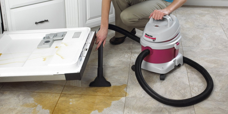 Shop-Vac 5895200 AllAround Wet/Dry Vacuum in the use