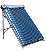 Duda Solar DS-SC5814-15T-45deg Solar Water Heater Collector