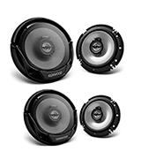 Kenwood KFC-1665S Car Audio Coaxial Speakers