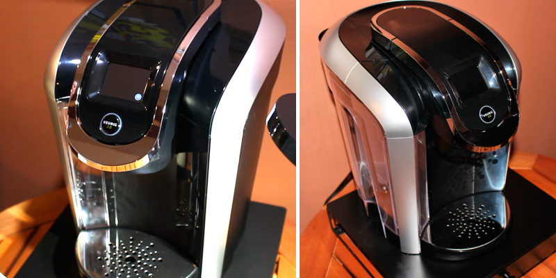 Review of Keurig K475 Single Serve K-Cup Pod Coffee Maker