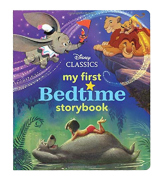 Disney Book Group Hardcover My First Disney Classics Bedtime Storybook