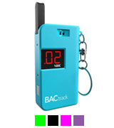 BACtrack BT-KC10 Keychain Breathalyzer Portable