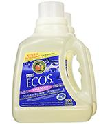 Ecos Hypoallergenic Liquid Lavender 100-Ounce Bottle