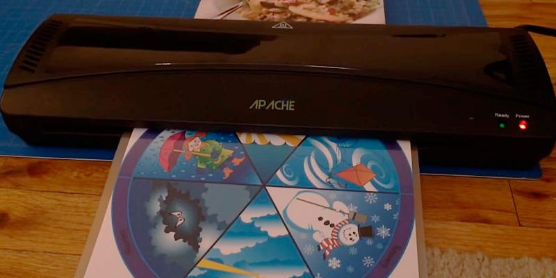 "Review of Apache AL13 13"" Thermal Laminator"