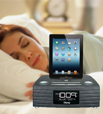 Review of iHome IBT97GC Bluetooth FM and Speakerphone