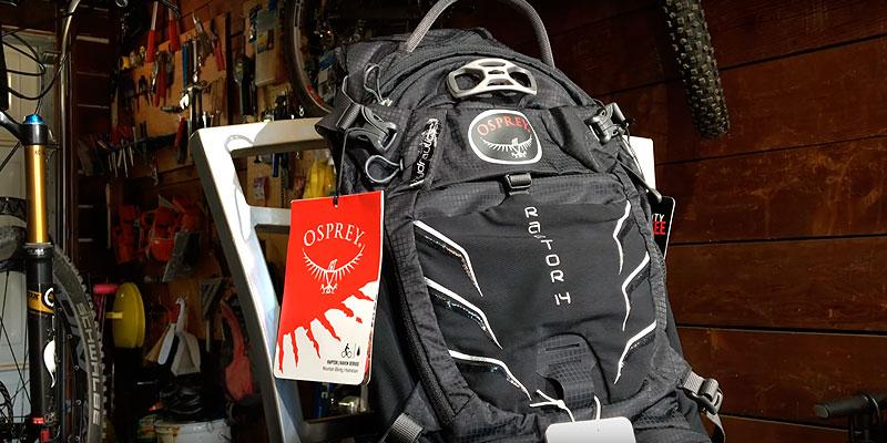 Review of Osprey Packs Raptor 10 Hydraulics