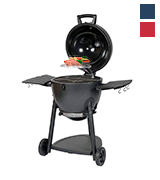 Char-Griller E16620 Akorn Kamado Kooker Charcoal Barbecue Grill and Smoker