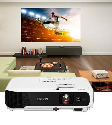 Review of Epson VS240 SVGA 3LCD Projector