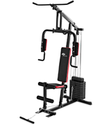 Goplus Multifunction Home Gym System