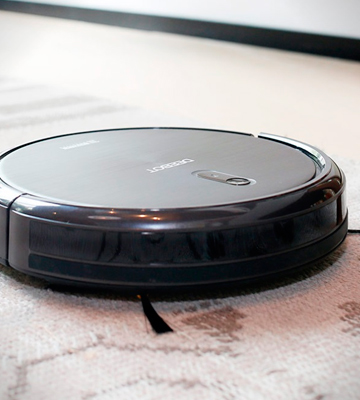 Review of Ecovacs DEEBOT N79 Robotic Vacuum Cleaner