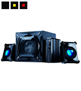 Genius SW-G2.1 2000 Gaming Woofer Speaker System