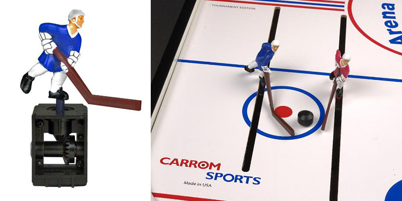 Detailed review of Carrom Super Stick Hockey Table