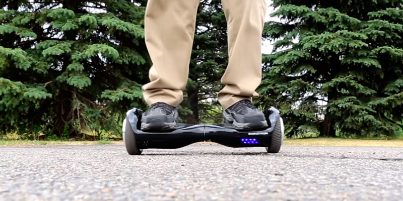 Review of Swagtron T1 Electric Self-Balancing Scooter