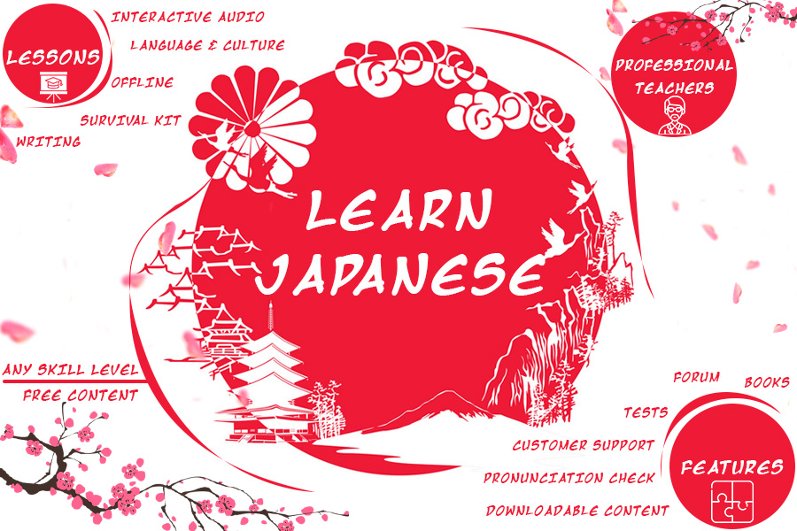 Comparison of Ways to Learn Japanese Online