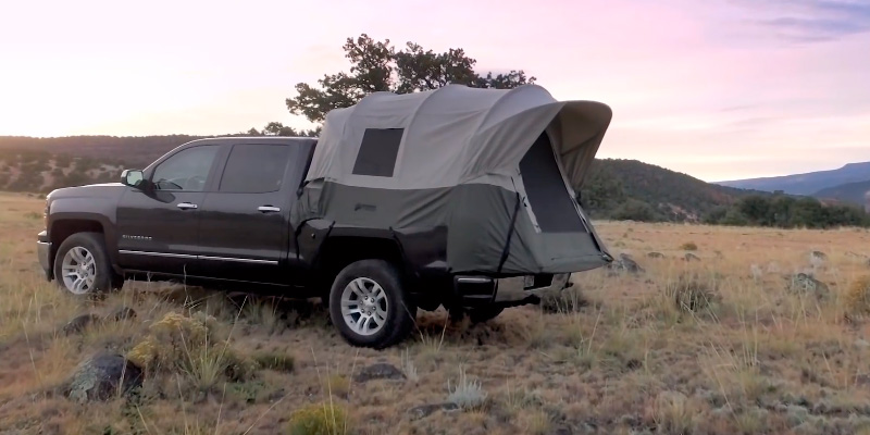 Review of Kodiak Canvas 7218-Parent Truck Bed Tent
