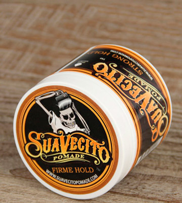 Review of Suavecito Pomade Strong Hold