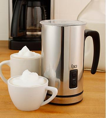 Review of Epica SYNCHKG052034 Electric Milk Frother and Heater Carafe