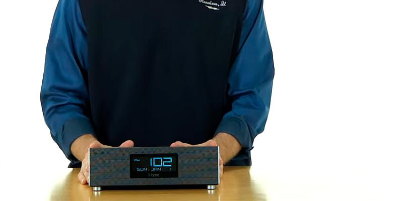 Review of iHome IBT97GC Bluetooth Stereo FM Clock Radio