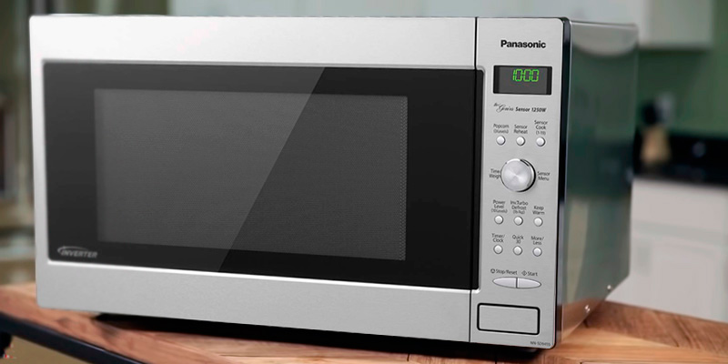 Review of Panasonic NN-SD945S Countertop/Built-In Microwave Oven
