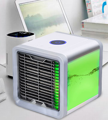 Review of YACHANCE Air Cooler USB Desktop Cooling Fan
