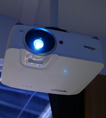Review of Vivitek HK2288-WH 4K DLP Home Cinema Projector