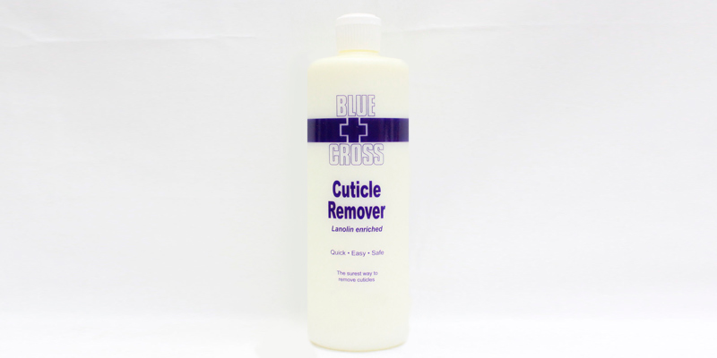 Review of Blue Cross Cuticle Remover Remove cuticles.