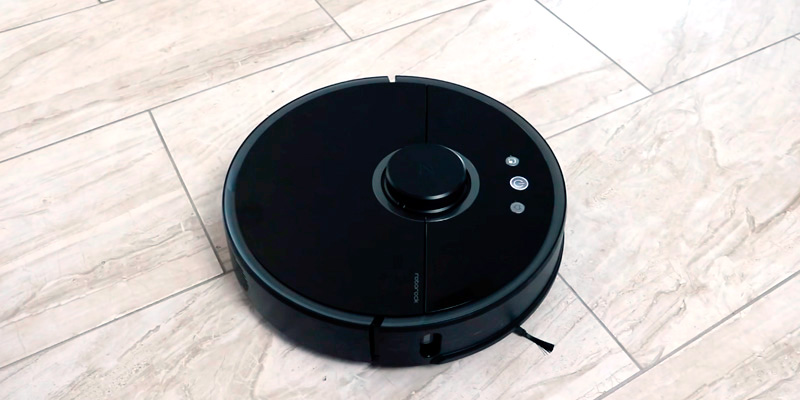 Review of Roborock S5 Robot Vacuum and Mop