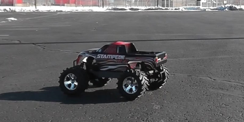 Traxxas Remote Control Monster Truck application