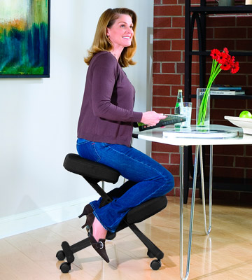 Review of SLEEKFORM Ergonomic Kneeling Chair