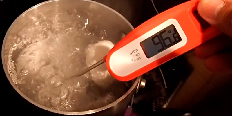 Detailed review of Lavatools PT12 Chipotle Digital Instant Read Food and Meat Thermometer
