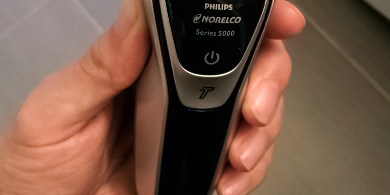 Detailed review of Philips Norelco S5370/84 Electric Shaver 5700