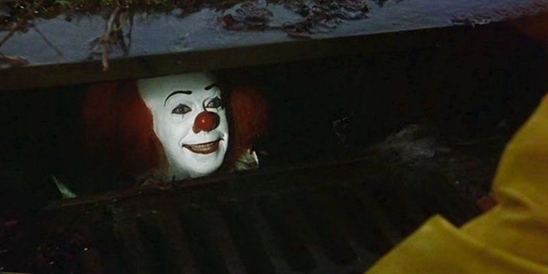 "Stephen King ""It: A Novel"" in the use"