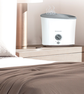 Review of Honeywell HWM-340W EasyToCare Warm Mist Humidifier